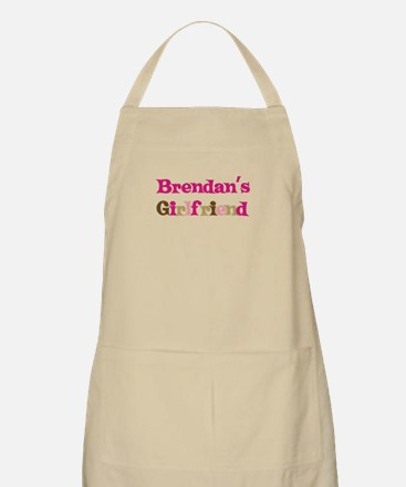 Brendan's Girlfriend BBQ Apron