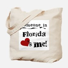 Someone in Florida Tote Bag