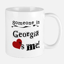 Someone in Georgia Mug