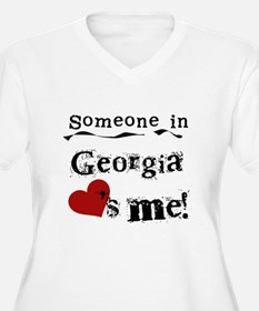 Someone in Georgia T-Shirt