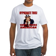 Hyphenate THIS! Angry American Shirt