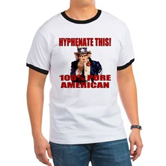 Hyphenate THIS! Angry American T