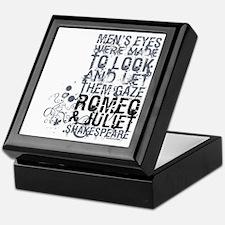 Romeo & Juliet Keepsake Box