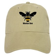 Worker Bee Baseball Cap