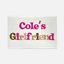 Cole's Girlfriend Rectangle Magnet