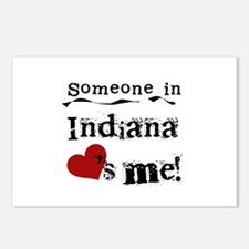 Someone in Indiana Postcards (Package of 8)