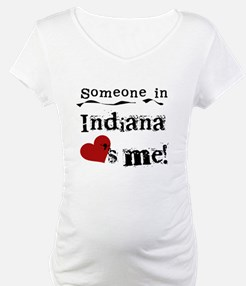 Someone in Indiana Shirt