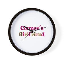 Conner's Girlfriend Wall Clock