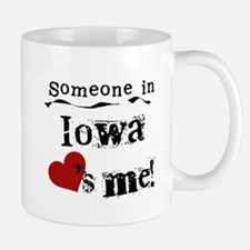 Someone in Iowa Mug