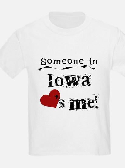 Someone in Iowa T-Shirt
