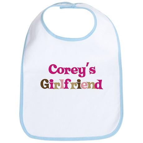 Corey's Girlfriend Bib