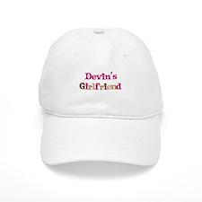 Devin's Girlfriend Baseball Cap