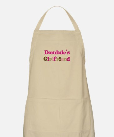 Dominic's Girlfriend BBQ Apron