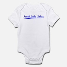 Vintage South Lake.. (Blue) Infant Bodysuit