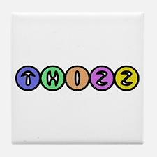 hyphy #2 -- T-SHIRT Tile Coaster