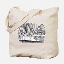 Mad Tea-Party Tote Bag
