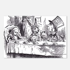 Mad Tea-Party Postcards (Package of 8)