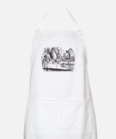 Mad Tea-Party BBQ Apron