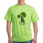 Tree Hugger Green T-Shirt