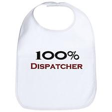 100 Percent Dispatcher Bib