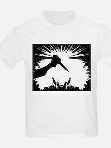 Slashing Knife In Hand T-Shirt