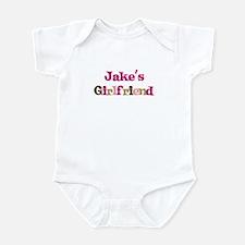 Jake's Girlfriend Infant Bodysuit