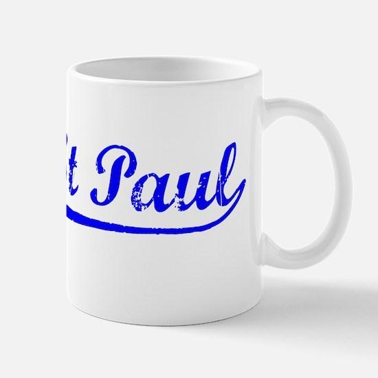 Vintage South St P.. (Blue) Mug