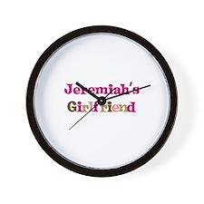 Jeremiah's Girlfriend Wall Clock