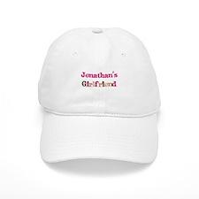 Jonathan's Girlfriend Baseball Cap