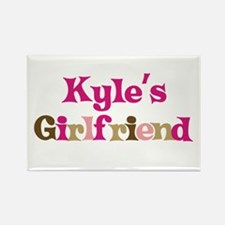 Kyle's Girlfriend Rectangle Magnet (10 pack)