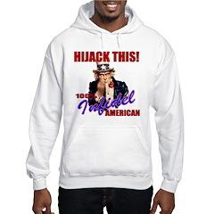 Hijack THIS! Angry American Hoodie