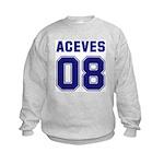 Aceves 08 Kids Sweatshirt