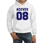 Aceves 08 Hooded Sweatshirt