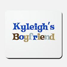 Kyleigh's Boyfriend Mousepad