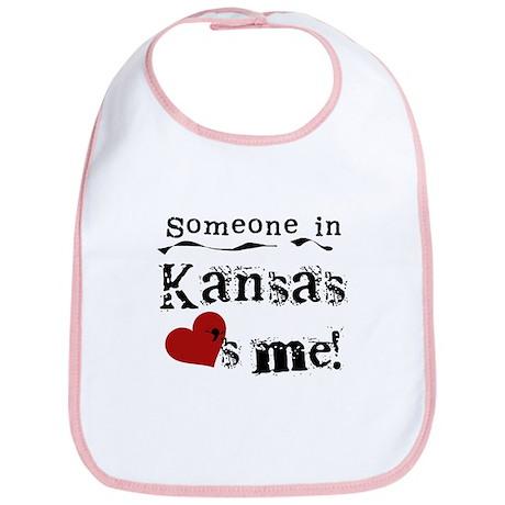 Someone in Kansas Bib