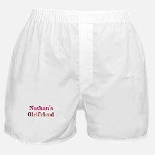 Nathan's Girlfriend Boxer Shorts