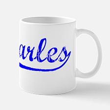 Vintage St Charles (Blue) Mug