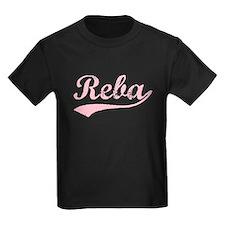 Vintage Reba (Pink) T