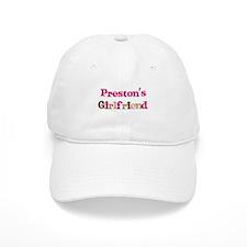 Preston's Girlfriend Baseball Cap
