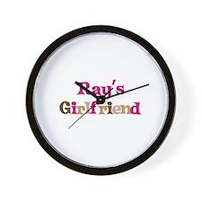 Ray's Girlfriend Wall Clock