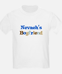 Nevaeh's Boyfriend T-Shirt