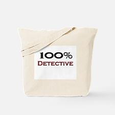 100 Percent Detective Tote Bag