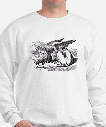 Sleeping Gryphon Jumper