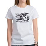 Sleeping Gryphon Women's T-Shirt