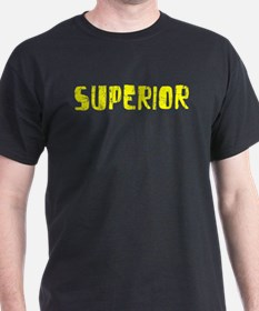 Superior Faded (Gold) T-Shirt