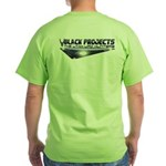 Black Projects Green T-Shirt