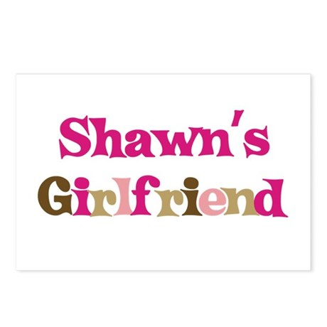 Shawn's Girlfriend Postcards (Package of 8)