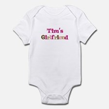 Tim's Girlfriend Infant Bodysuit
