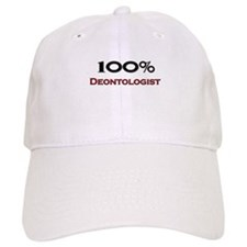 100 Percent Deontologist Baseball Cap