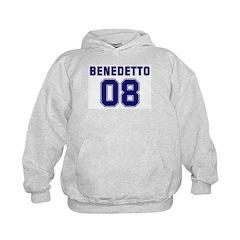 Benedetto 08 Kids Hoodie